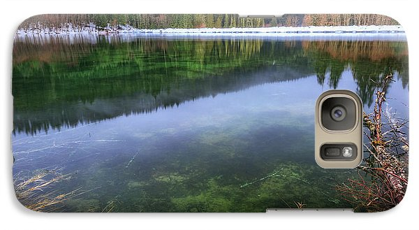 Galaxy Case featuring the photograph Carmen Reservoir by Cat Connor