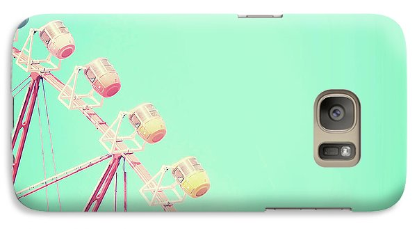 Galaxy Case featuring the photograph Carnival by Delphimages Photo Creations