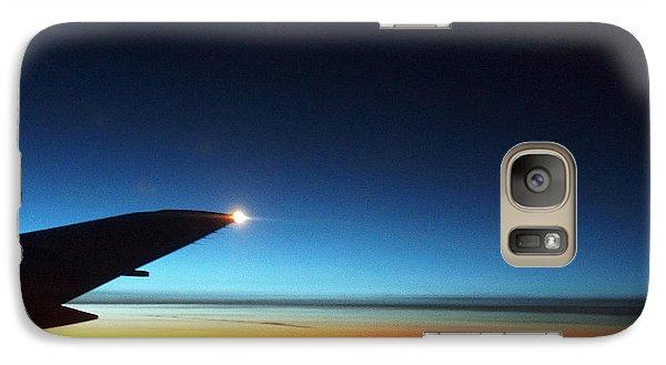 Carolina Sunrise Galaxy S7 Case