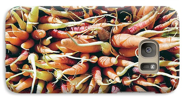 Carrots Galaxy S7 Case by Ian MacDonald