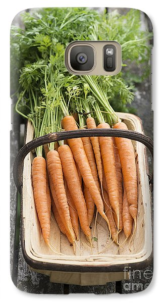 Carrots Galaxy S7 Case by Tim Gainey