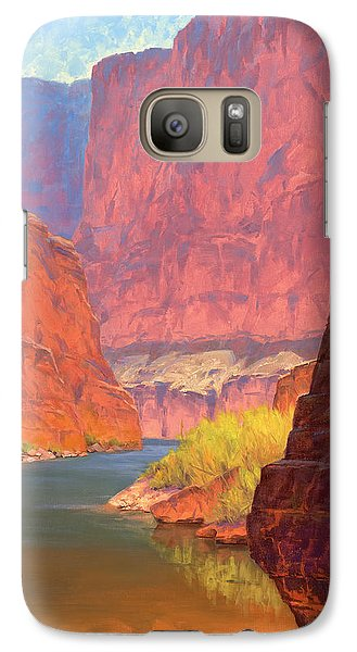 Grand Canyon Galaxy S7 Case - Carving Castles by Cody DeLong