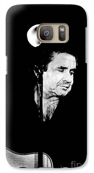 Galaxy Case featuring the photograph Cash by Paul W Faust - Impressions of Light