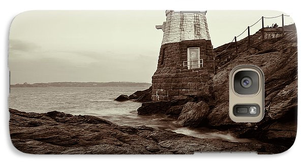 Galaxy Case featuring the photograph Castle Hill by Andrew Pacheco