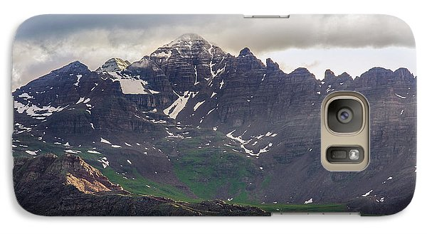 Galaxy Case featuring the photograph Castle Peak by Aaron Spong