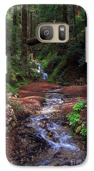 Castro Canyon In Big Sur Galaxy S7 Case