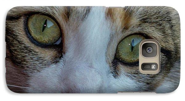 Cat Eyes Galaxy S7 Case