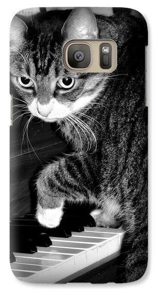 Cat Jammer Galaxy S7 Case