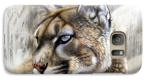 Mountain Galaxy S7 Case - Catamount by Sandi Baker