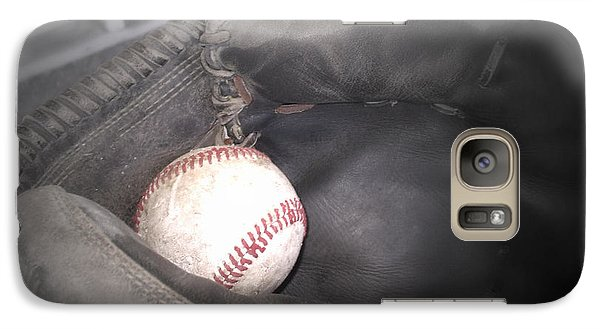 Galaxy Case featuring the photograph Catch Me by Shana Rowe Jackson