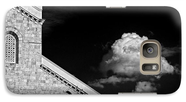 Cathedral And Cloud Galaxy S7 Case by Silvia Ganora
