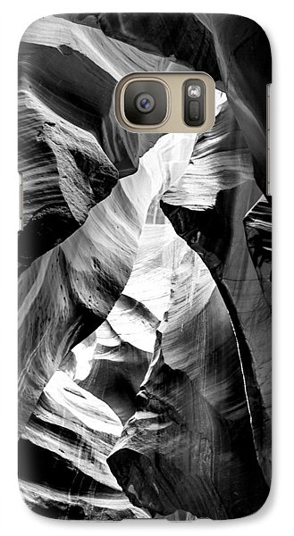 Featured Images Galaxy S7 Case - Cathedral Cave by Az Jackson