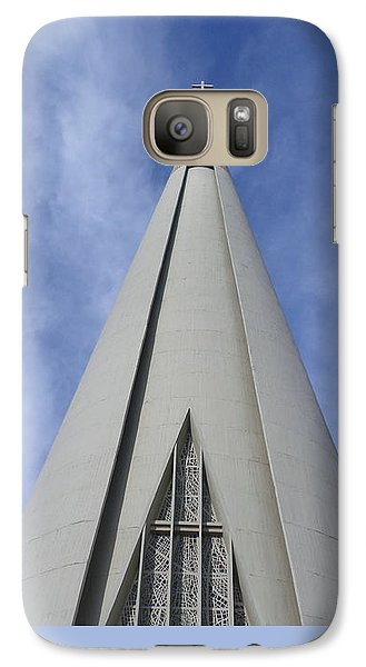 Cathedral Minor Basilica Our Lady Of Glory Galaxy S7 Case by Bruna Lima