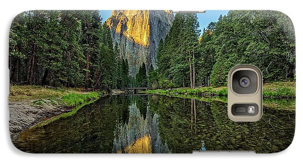 Cathedral Rocks Morning Galaxy S7 Case