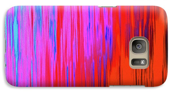 Galaxy Case featuring the photograph Cattails by Tony Beck