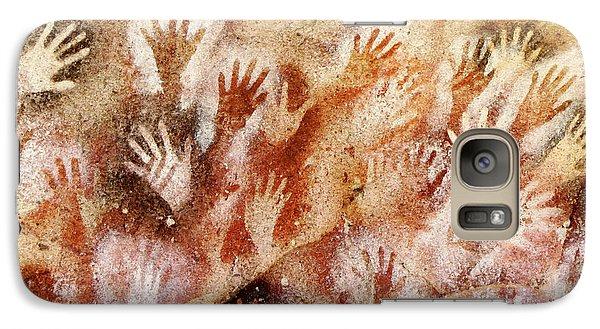 Cave Of The Hands - Cueva De Las Manos Galaxy S7 Case