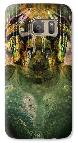 Galaxy Case featuring the digital art Celerian by Lynda Lehmann