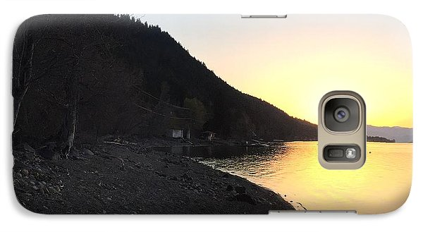 Galaxy Case featuring the photograph Celista Sunrise 1 by Victor K