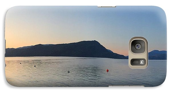 Galaxy Case featuring the photograph Celista Sunrise 2 by Victor K