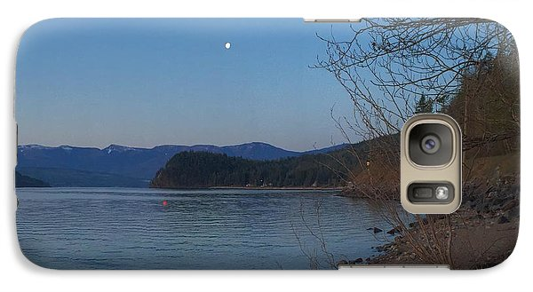 Galaxy Case featuring the photograph Celista Sunrise 3 by Victor K