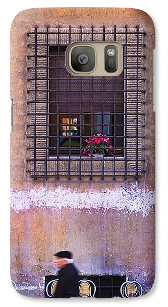 Galaxy Case featuring the photograph Cell Flowers by Craig J Satterlee