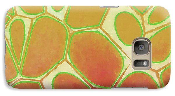 Cells Abstract Five Galaxy S7 Case