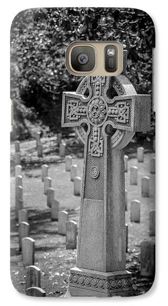 Celtic Grave Galaxy S7 Case