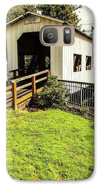 Centennial Bridge Galaxy S7 Case