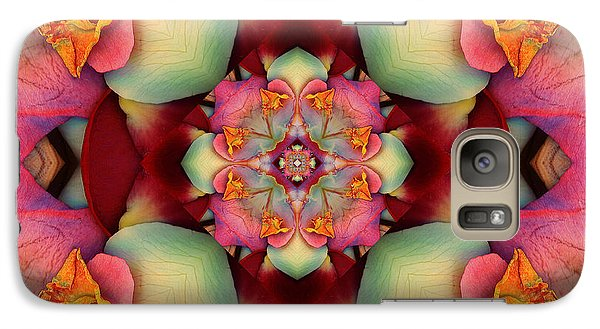 Galaxy Case featuring the photograph Centerpeace by Bell And Todd
