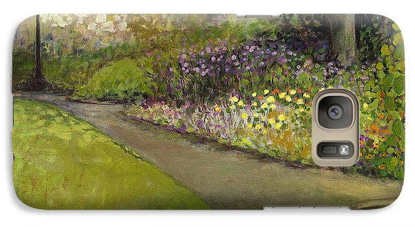 Realistic Galaxy S7 Case - Central Park by Jennifer Lommers