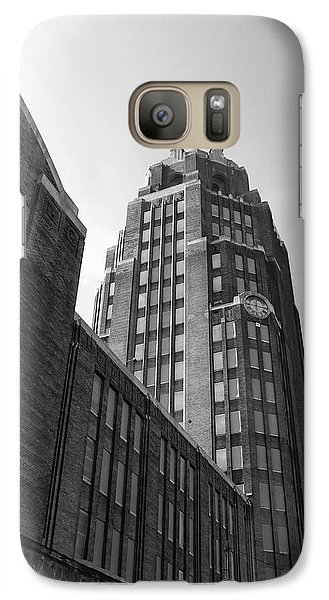 Galaxy Case featuring the photograph Central Terminal 15142 by Guy Whiteley