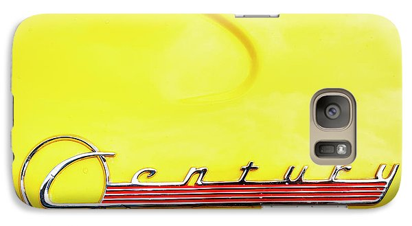 Galaxy Case featuring the photograph Century by Dennis Hedberg