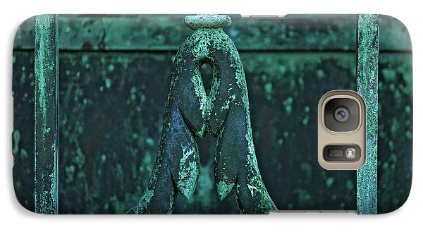 Galaxy Case featuring the photograph Certainty by Rowana Ray