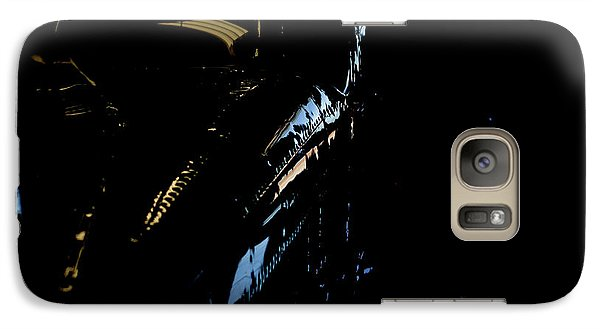 Galaxy Case featuring the photograph Cessna Views I by Paul Job