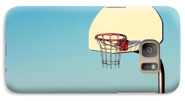 Basketball Galaxy S7 Case - Chain Net by Todd Klassy