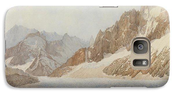 Mountain Galaxy S7 Case - Chamonix by SIL Severn