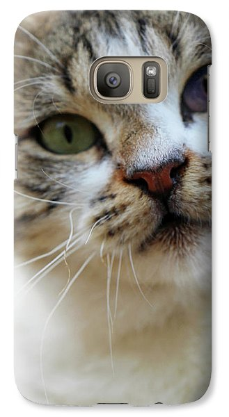 Galaxy Case featuring the photograph Changing Colors by Munir Alawi