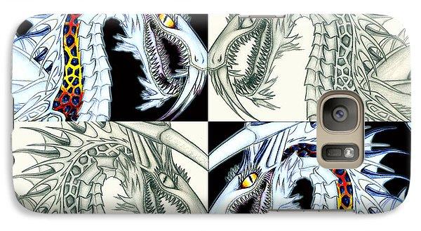 Chaos Dragon Fact Vs Fiction Galaxy S7 Case