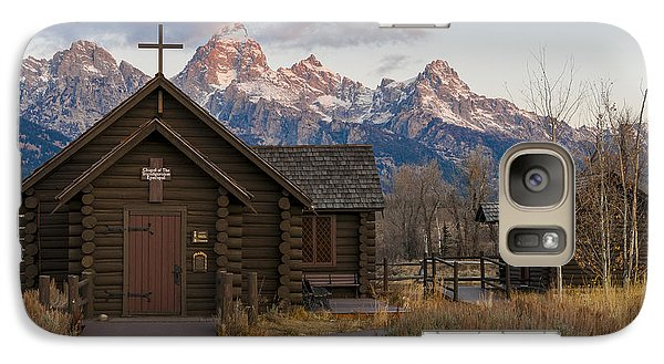 Chapel Of The Transfiguration - II Galaxy S7 Case