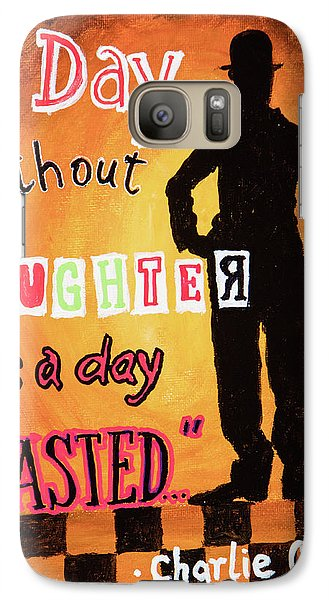 Chaplin Galaxy S7 Case