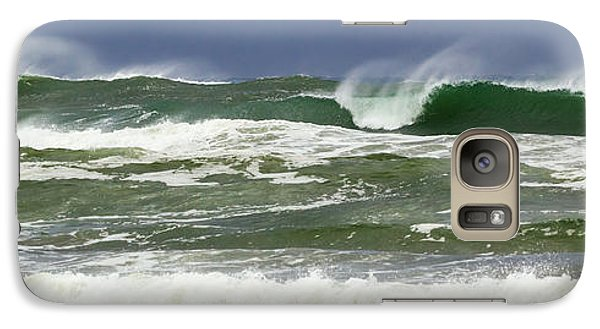 Galaxy Case featuring the photograph Charging Forward by Michelle Wiarda