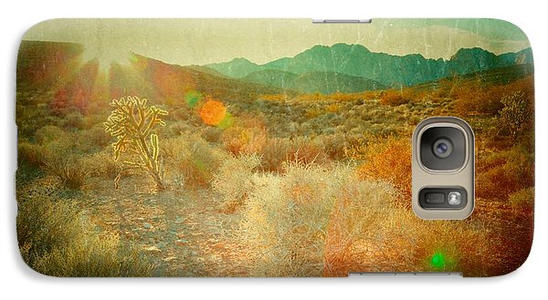 Galaxy Case featuring the photograph Charm by Mark Ross