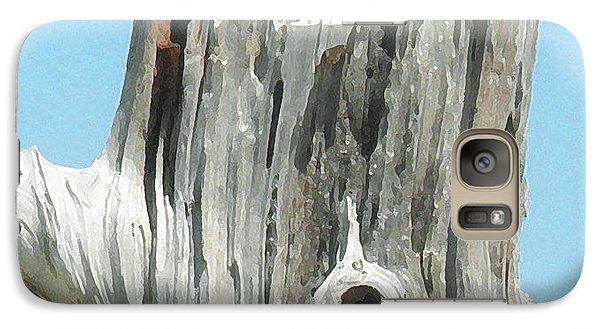 Galaxy Case featuring the digital art Chatham Driftwood by David Klaboe