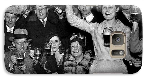 Beer Galaxy S7 Case - Cheers by Jon Neidert