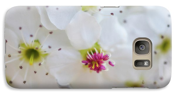 Galaxy Case featuring the photograph Cherry Blooms by Darren White