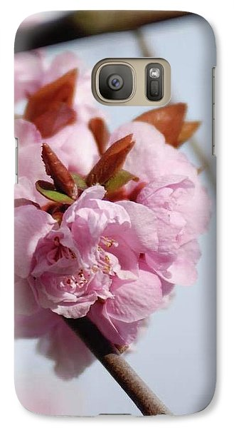 Cherry Blossoms Galaxy S7 Case