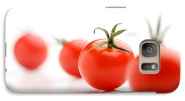 Cherry Tomatoes Galaxy S7 Case by Kati Molin
