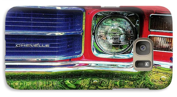 Galaxy Case featuring the photograph Chevelle by Jame Hayes