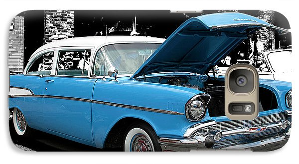 Galaxy Case featuring the photograph Chevy Love by Victoria Harrington