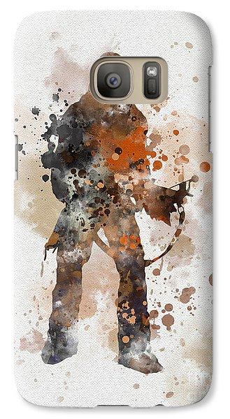 Chewie Galaxy S7 Case